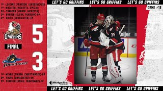 Monsters vs. Griffins | Apr. 20, 2021