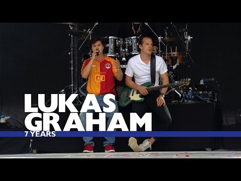 Lukas Graham - '7 Years' (Live At The Summertime Ball 2016) (видео)