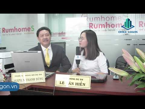 Review Cty BĐS RumhomeS khi thuê văn phòng ở Hoàng Minh building