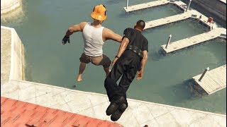 GTA 5 CRAZY Life Compilation #66 (Grand Theft Auto V Fails Funny Moments)