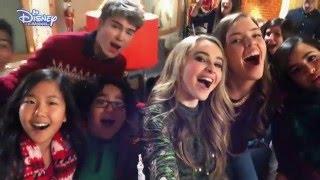 Disney Channel Stars | Jingle Bell Rock Music Video | Official Disney Channel UK