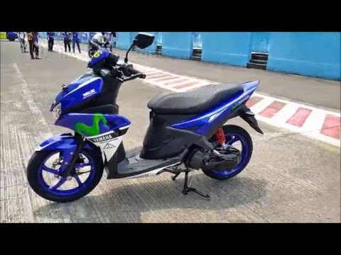 Yamaha Aerox 125 LC | Video Review