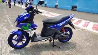 Yamaha Aerox 125 Lc Harga Spesifikasi Review Promo Mei 2019