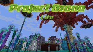 Minecraft Project Ozone Lite - Soulium Shuriken 228 Attack Tinkers