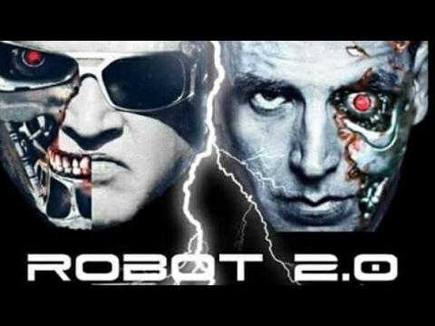 Download Robot 2 Official Trailer 2017 RajiniKanth | Akshay Kumar | Amy Jackson HD Mp4 3GP Video and MP3