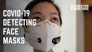These masks can diagnose COVID-19 in 90 minutes