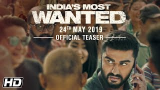 India's Most Wanted - Official Teaser