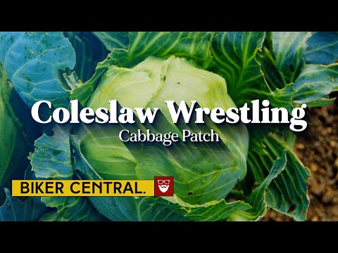Cole Slaw Wrestling at the Cabbage Patch - Daytona Bike Week 2017 | ChadGallivanter