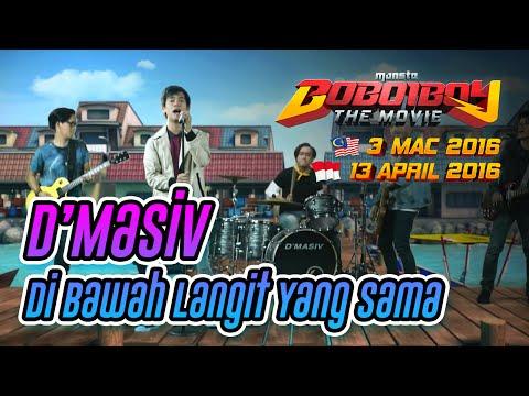 BoBoiBoy The Movie OST: D'Masiv - Dibawah Langit Yang Sama