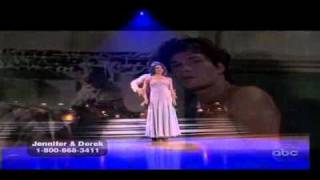 Jennifer Grey - DWTS & Dirty Dancing flashback w/Patrick