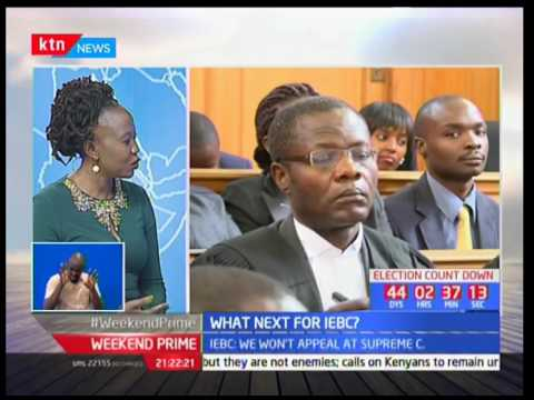What next for IEBC?