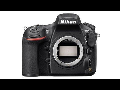 Nikon D810 & Soft Shutter Release AR-11