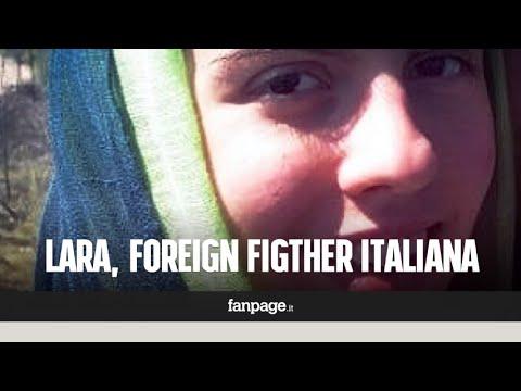 Lara, la foreign fighter italiana pronta a morire per l'Isis: