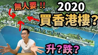 新樓無人接火棒🏠2020買樓?失業潮攬炒?2022供應斷層?5個角度 香港中國樓市分析