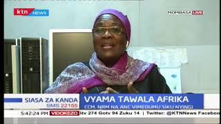 Vyama tawala Afrika (Sehemu ya Pili) |Siasa za Kanda