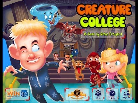 Board Game Brawl Previews Creature College
