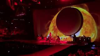 Raindrops + God Is A Woman [Live 4K HD]    Ariana Grande   Sweetener Tour Boston