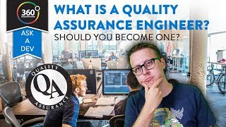 Gambar cover What Is a Quality Assurance Engineer? | Should You Become One? | Ask a Dev