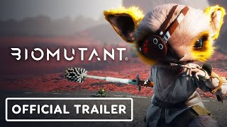 Biomutant - Official May The Furrth Trailer by GameTrailers