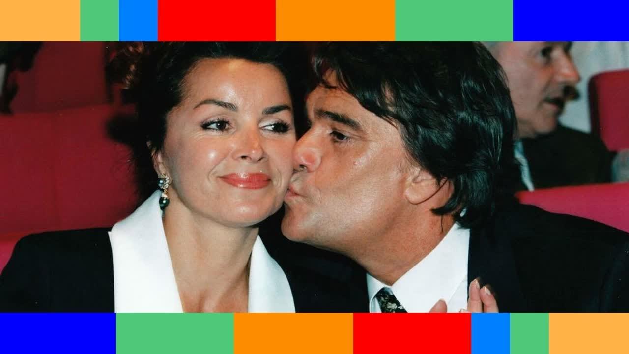 ✟  Bernard Tapie : le premier message discret de sa veuve Dominique après ses funérailles