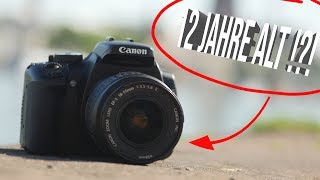 Canon 400D / Was taugt eine 12 JAHRE ALTE Kamera in 2018