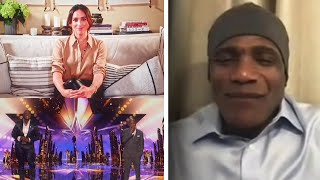 'AGT' Singer Archie Williams Moved to Tears by Meghan Markle