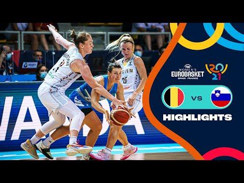 Belgium Basketball Women vs Slovenia Basketball Women</a> 2021-06-18