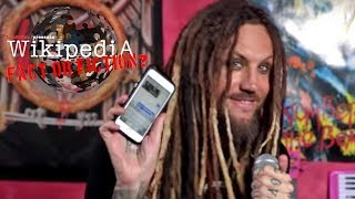 Korn's Brian 'Head' Welch - Wikipedia: Fact or Fiction?