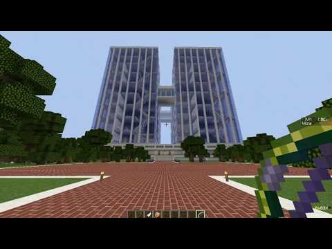 My hero academia map Minecraft Project