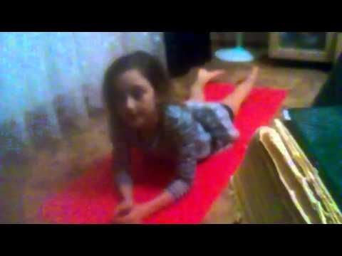 Лечебная гимнастика для позвоночника)))