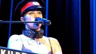 9/16 Dresden Dolls - On Shrooms + Shores of California @ Wilber Theatre, Boston, MA 11/3/10