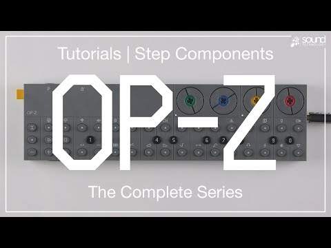 Using TE OP-Z Step Components - Overview and Tutorials