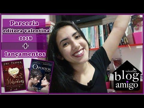 PARCERIA 2018 EDITORA VALENTINA + LANÇAMENTOS | Leticia Ferfer | Livro Livro Meu