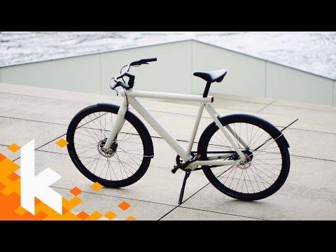 Das Fahrrad neu erfunden: Vanmoof Electrified S2 (review)