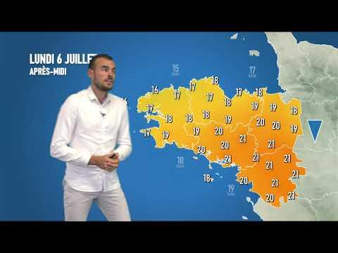 Illustration de l'actualité La météo de votre lundi 6 juillet 2020