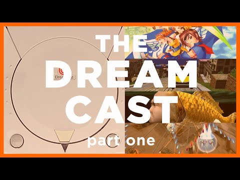 A Dream Cast , A look back with the creators behind the SEGA Dreamcast (2019)