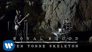 Royal Blood - Ten Tonne Skeleton video