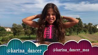 PRESENTACION CANAL DE YOUTUBE - KARINA DANCER