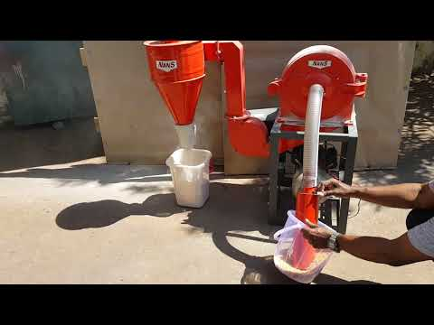 Automatic Maize Grinding Self Feed Hammer Mill