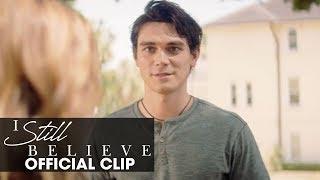 "I Still Believe (2020 Movie) Official Clip ""It's A Date""   KJ Apa, Britt Robertson"