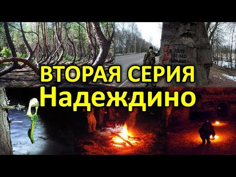 В страшных Муромских лесах. Серия 2. Надеждино.