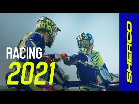 Sherco enduro 2021- gamme Racing