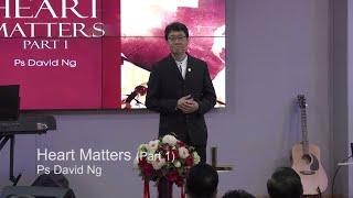 Heart Matters (Part 1)