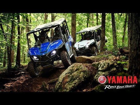 2018 Yamaha Wolverine X4 in Greenville, North Carolina - Video 1