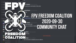2020-09-30 FPV Freedom Coalition Community Meeting