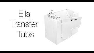 Ella Transfer Tubs Video