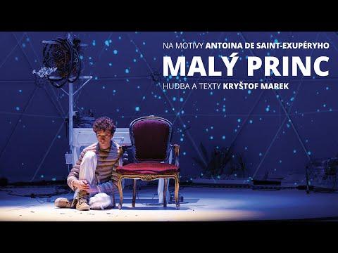 Malý princ - upoutávka (Studio DVA divadlo)