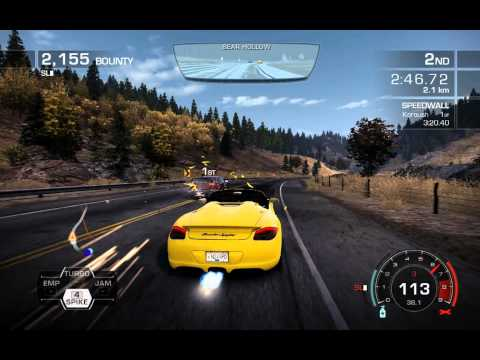 Gameplay de Need for Speed: Hot Pursuit