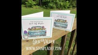Happy Adventure with Deb Valder & Fun Stampers Journey