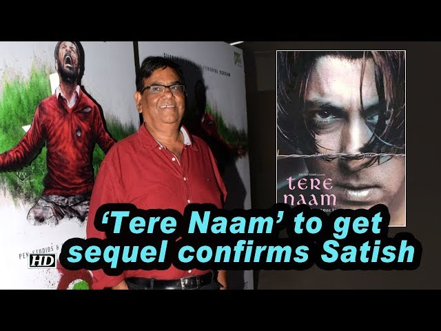 Salman starrer 'Tere Naam' to get sequel confirms Satish Kaushik